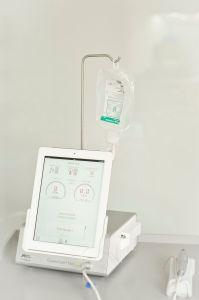 Ipad-Tablet vezérelt sebészeti motor